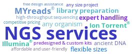 MYreads NGS services